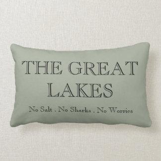 The Great Lakes Lumbar Cushion