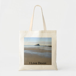 The Great Mewstone Tote Bag