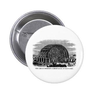 The Great Mormon Tabernacle at Salt Lake Pin