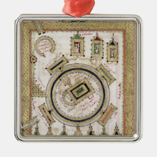 The Great Mosque of Mecca Christmas Ornament