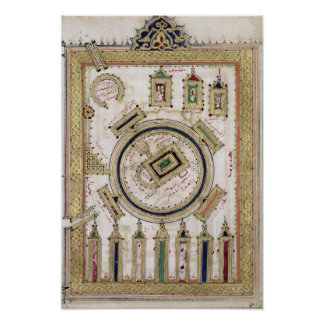 The Great Mosque of Mecca Poster