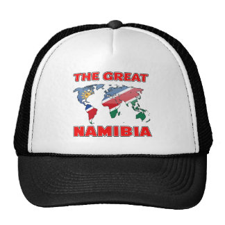 The Great NAMIBIA. Cap