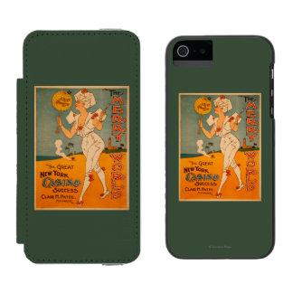 The Great New York Casino Success Theatre Incipio Watson™ iPhone 5 Wallet Case
