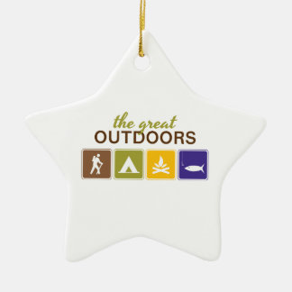 The Great Outdoors Christmas Ornament