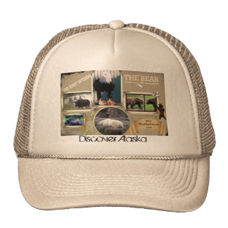 The Great Outdoors in Alaska Cap