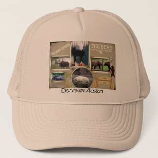 The Great Outdoors in Alaska Trucker Hat