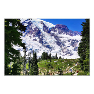 The Great Outdoors Paradise Trail Photo Print