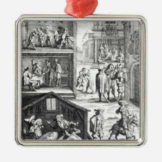 The Great Plague Christmas Ornament