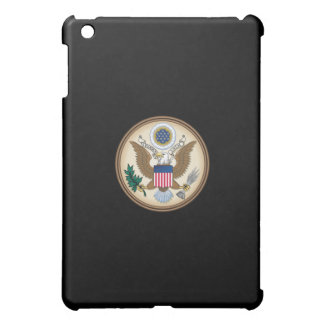 The Great Presidential Seal of the USA iPad Mini Cases