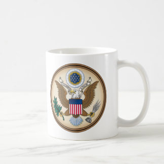 The Great Presidential Seal of the USA Coffee Mug