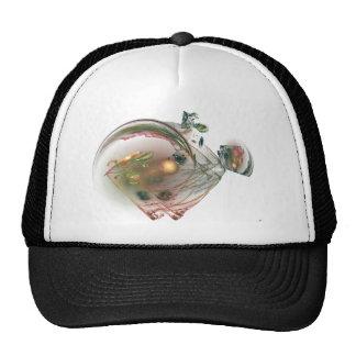 The Great Puffin Nebula Mesh Hat