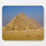 The Great Pyramids of Giza, Egypt Mouse Mat
