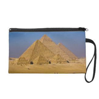 The Great Pyramids of Giza, Egypt Wristlet