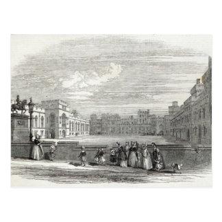 The Great Quadrangle, Windsor Castle Postcard