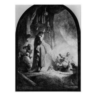 The Great Raising of Lazarus Poster