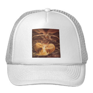 'The Great Red Dragon' Cap