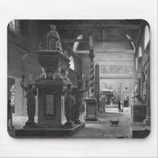 The great room of the Musee des Monuments Mouse Pad