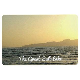 The Great Salt Lake Floor Mat