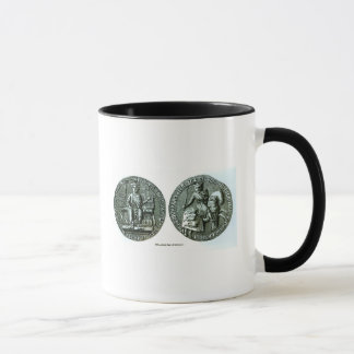 The Great Seal of Edward I Mug