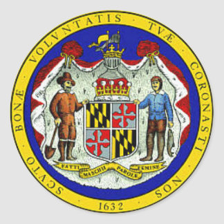 The Great Seal of Maryland