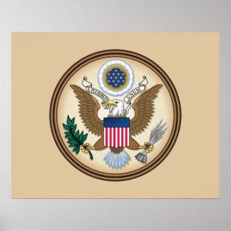 The Great Seal (original) Poster