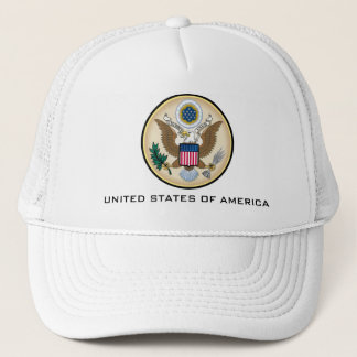 The Great Seal Trucker Hat