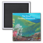 The Great Smokey Mountains Magnets