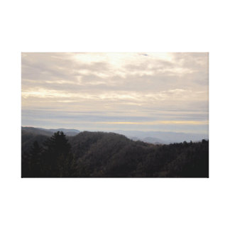 The Great Smoky Mountains - Tennessee Canvas Print
