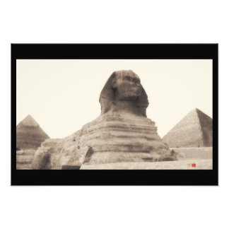 The Great Sphinx Art Photo