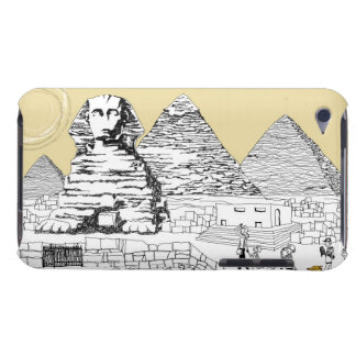 The Great Sphinx iPod Touch Case-Mate Case