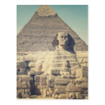 The Great Sphinx of Giza Postcard
