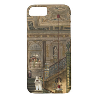 The Great Staircase at Kensington Palace From Pyne iPhone 8/7 Case