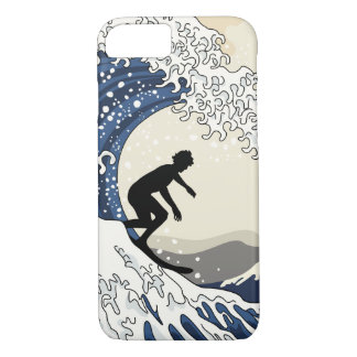 The Great Surfer of Kanagawa iPhone 8/7 Case