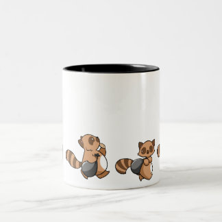 The Great Tanuki Heist Mug