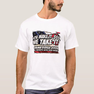 the great tax man... T-Shirt