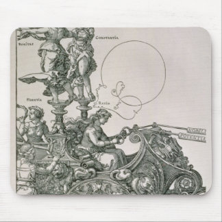The Great Triumphal Chariot' Mouse Pad