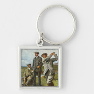 The Great Triumvirate Key Ring