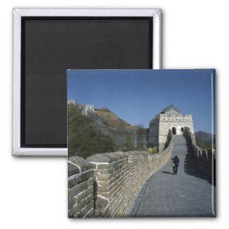 The Great Wall Beijing China Fridge Magnet