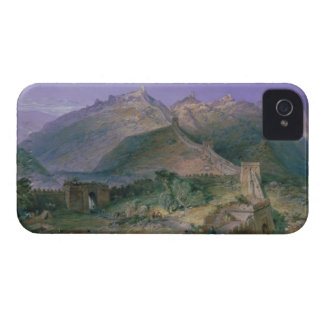 The Great Wall of China, 1886 (w/c) iPhone 4 Case-Mate Cases