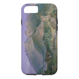 The Great Wall of China, 1886 (w/c) iPhone 8/7 Case