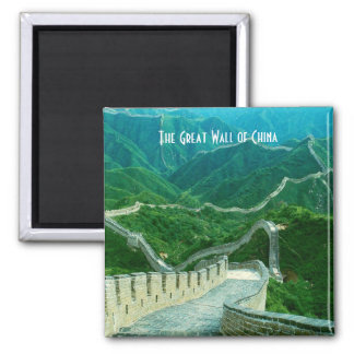 The Great Wall of China Fridge Magnet