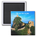 The Great Wall of China Fridge Magnets
