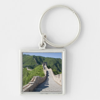 The Great Wall of China in Beijing, China Key Ring