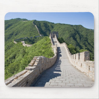 The Great Wall of China in Beijing, China Mouse Mat
