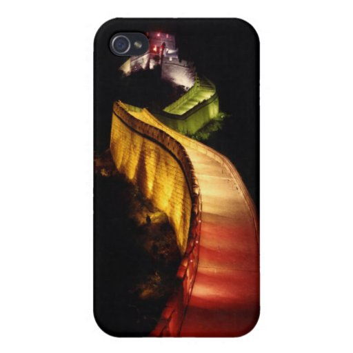 The Great Wall of China iPhone 4/4S Cases