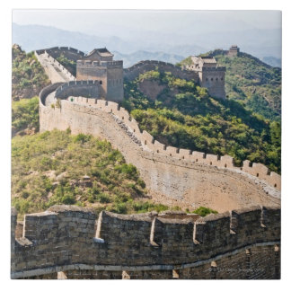 The Great Wall of China Large Square Tile
