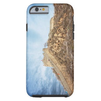 The great wall of China outside Beijing Tough iPhone 6 Case