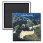 The Great Wall of China Refrigerator Magnet