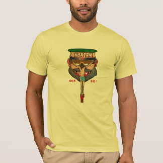 the great war and jesus T-Shirt