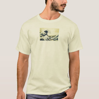 The Great Wave at Kanagawa T-Shirt
